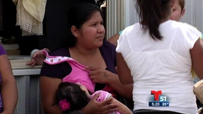 Crisis humanitaria en la frontera