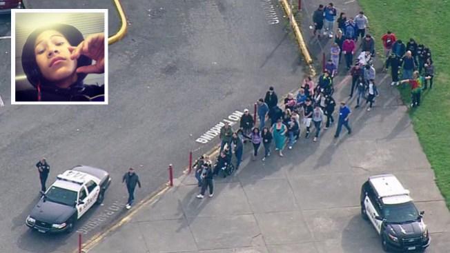 2 muertos tras tiroteo en secundaria