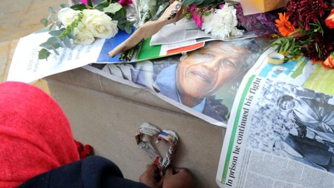 Entierro de Mandela será el 15