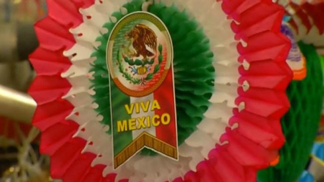 México celebra su independencia