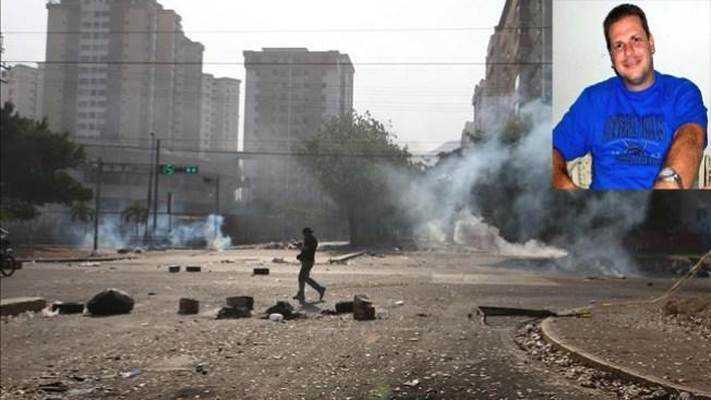 Fallece español en crisis de Venezuela