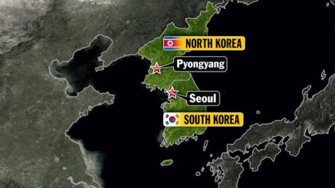 Temor por Corea del Norte