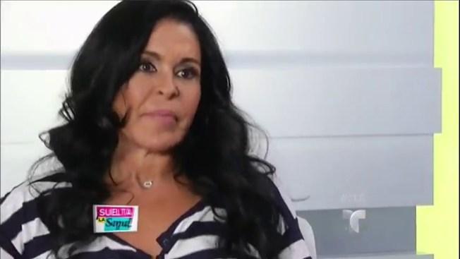 María Conchita se defiende de rumores