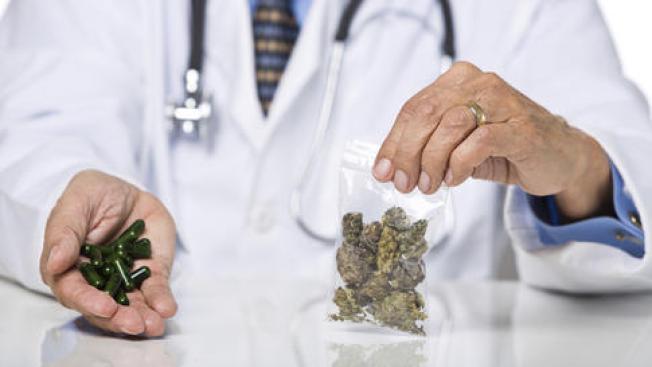 Limbo: Dispensarios de marihuana medicinal en Mass.