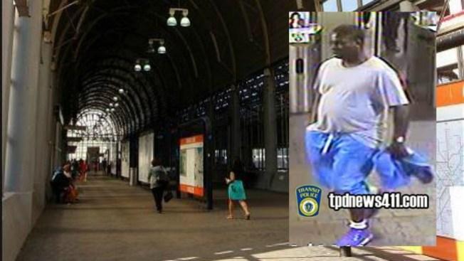 Sospechoso de ataque sexual en MBTA