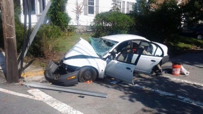 Fatal accidente en Methuen