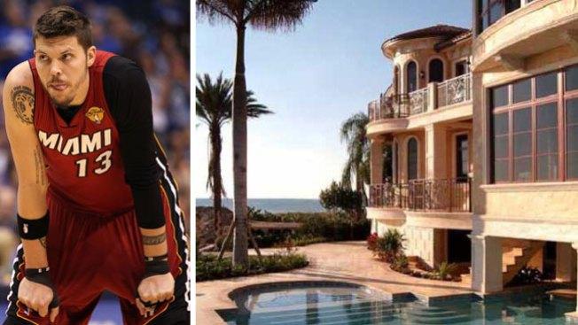 Miller del Heat vendió su mansión