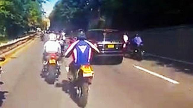 NY: Motoristas se declaran culpables de ataque