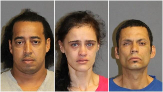 Tres arrestos deja operación antidrogas