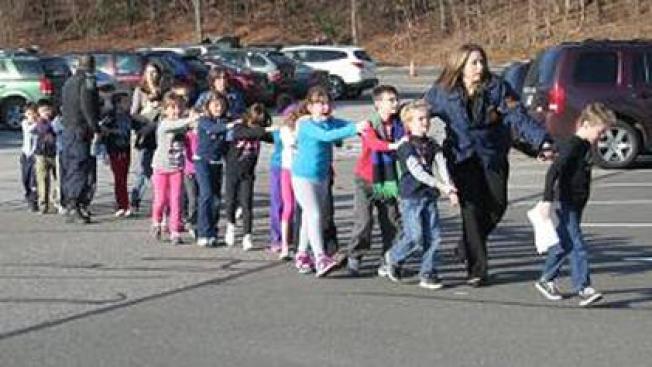Matanza de niños en escuela