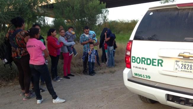 Crisis por llegada de niños migrantes