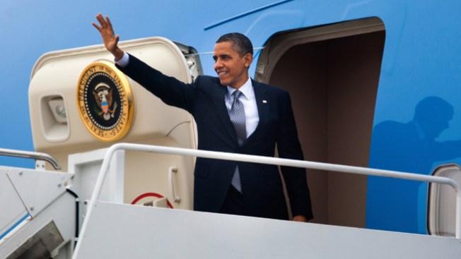 Obama vota en Chicago