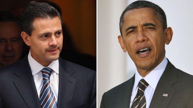 Peña Nieto en Washington
