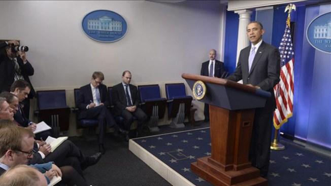 Obama advierte a Rusia que no se meta