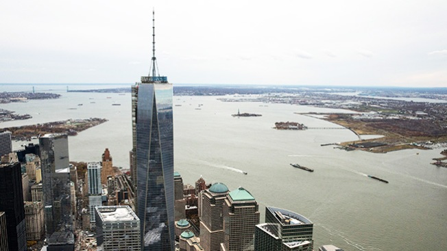 El World Trade Center abre sus puertas