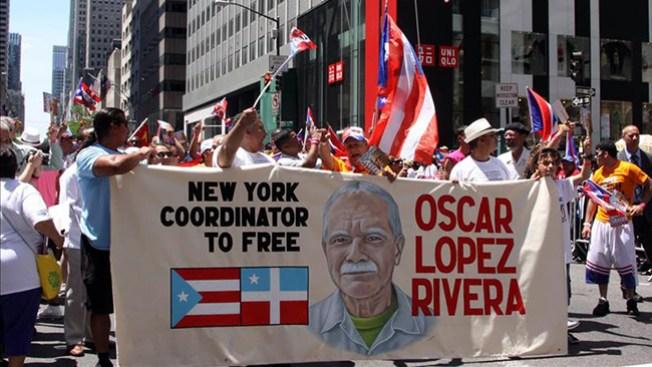 Exigen liberación de Oscar López Rivera