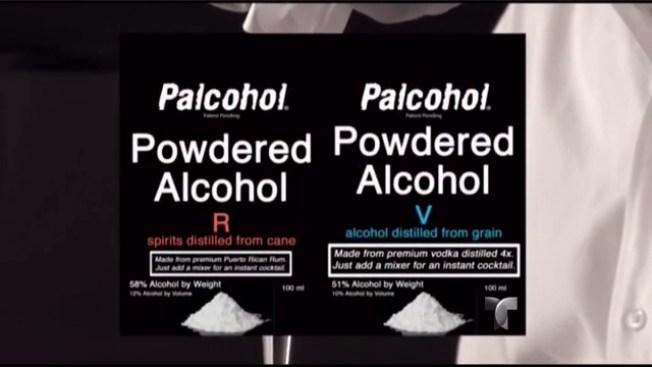 Furor por bebidas alcohólicas en polvo
