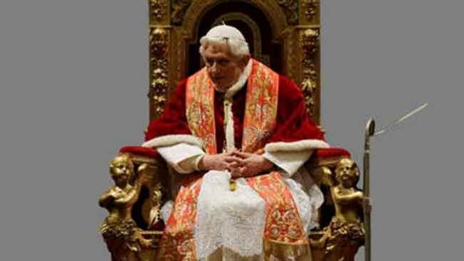 El Papa bendice la navidad