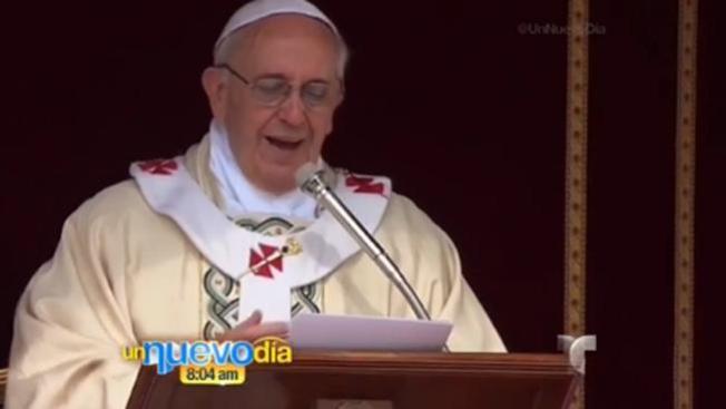 El Papa admite tener muchos pecados