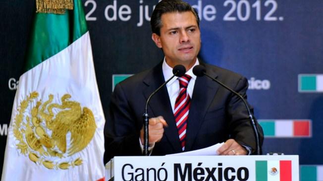 Peña Nieto alista gira