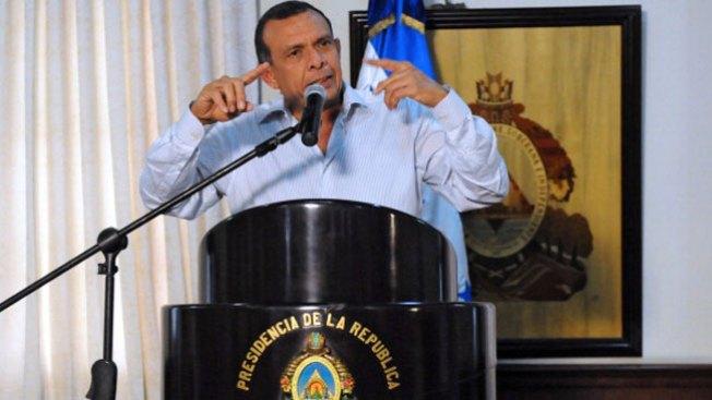 """Hay conspiración en Honduras"""