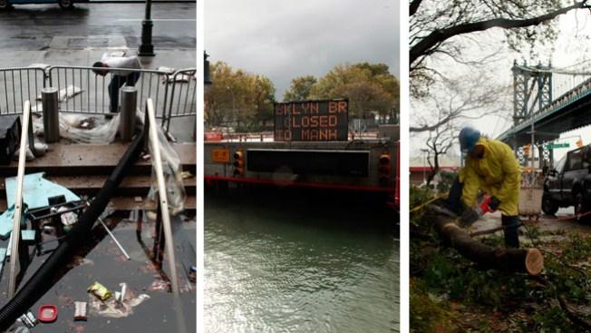Sandy: El recuento de los daños