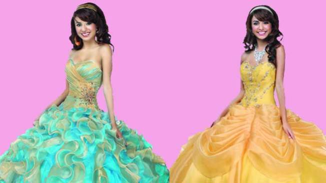 Disney Y Sus Vestidos Para Quinceañeras Telemundo 47