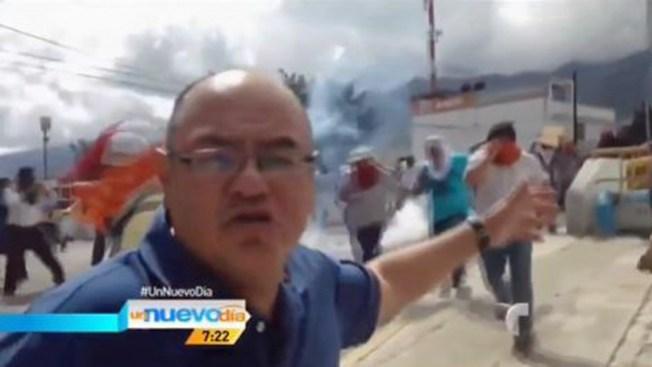 Reportero sufre violencia en México