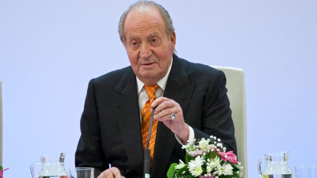 Último día de Juan Carlos como rey
