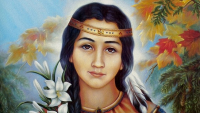 Indios de EEUU ya tienen santa