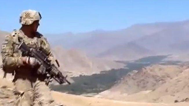 Reino Unido: tropas se van de Afganistán