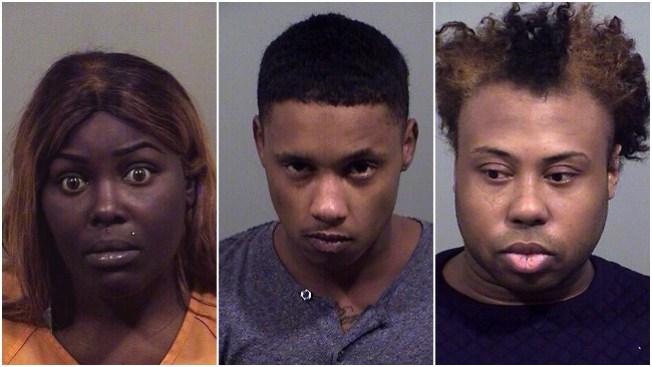 Masaje de transgénero acaba en arrestos