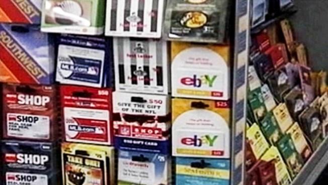Consejos para comprar tarjetas de regalo