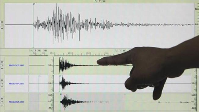 Terremoto en el Pacífico