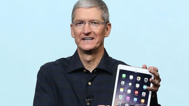 Tim Cook, CEO de Apple se declara gay