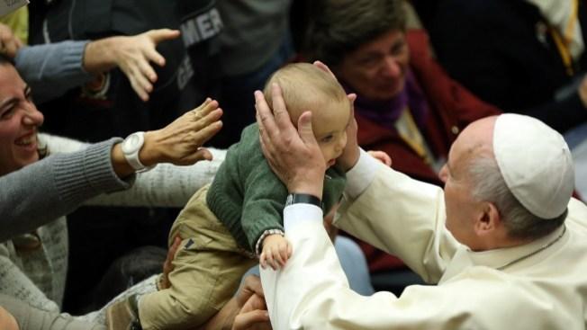 Papa aboga por integración del autista