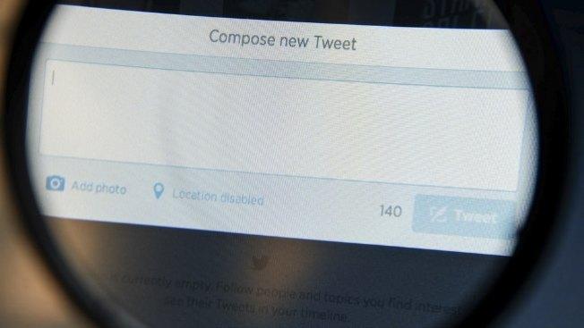 Mensajes de Twitter en poder de MIT