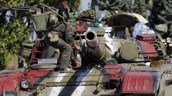 1r día de tregua entre Kiev y separatistas