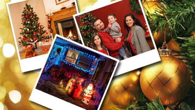 Envía tus fotos navideñas