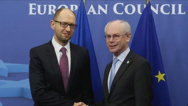 Europa aplica sanciones a Rusia
