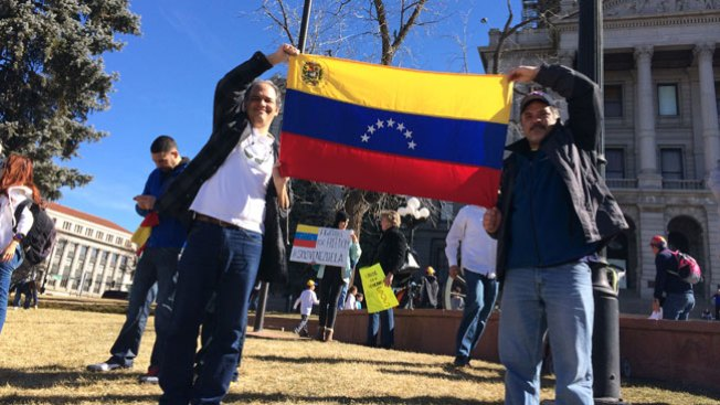 EEUU se moviliza por la paz en Venezuela