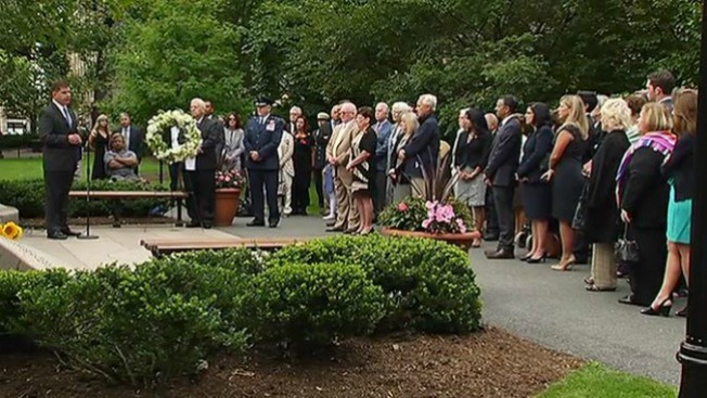 Boston conmemora aniversario de 9/11