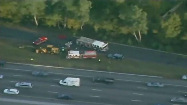 Choque fatal en la Ruta 128 en Woburn
