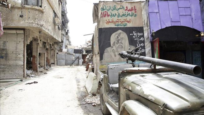 ISIS imparable en Siria, ocupa planta de gas