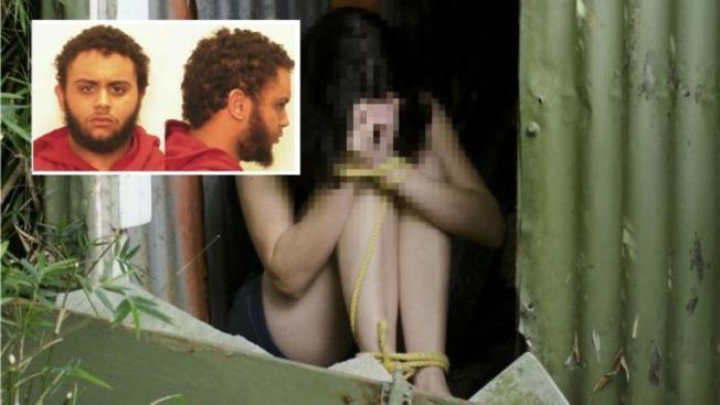 Alta fianza a acusado de secuestrar menores