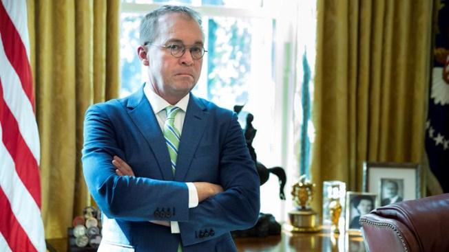 """Jefe de Despacho: demócratas """"nunca"""" verán impuestos de Trump"""