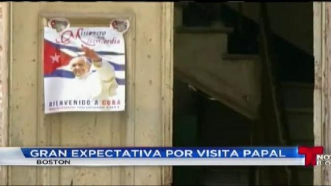 Católicos en Boston se preparan para visita del Papa