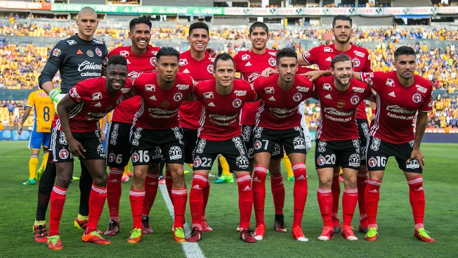 Club Tijuana Xolos se enfrentarán al Toronto FC en partido amistoso