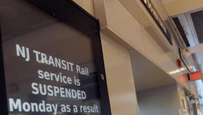 NJ Transit: Masivas demoras por fallas en las vías