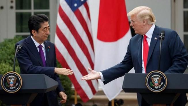 Diario: EEUU pidió a Japón proponer a Trump al Premio Nobel de la Paz